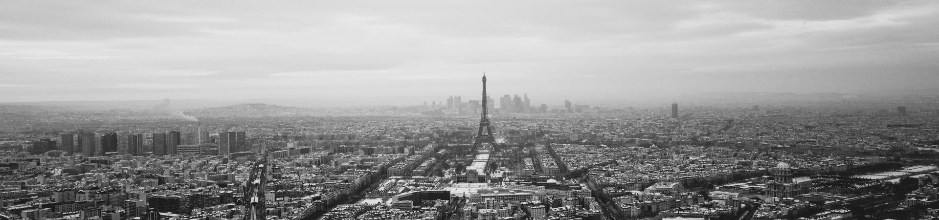 områder i Paris